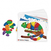 Rainbow Pebbles Activity Cards