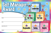 Self Manager Awards