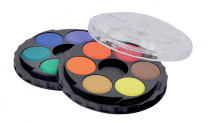 Watercolour Paint Pallete Set - 12 colours
