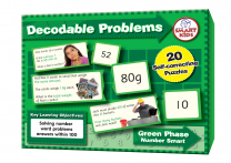 Decodable Word Problems