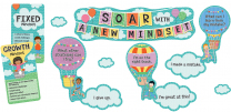 Soar With a New Mindset Mini Bulletin Board