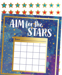 Aim for the Stars Incentive Combo Pad
