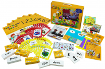 Jolly Phonics Starter Kit - Extended