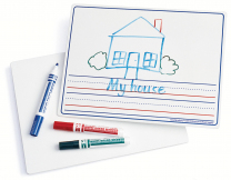 Reversible Picture Story Whiteboard
