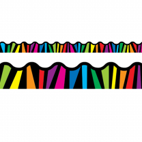 Rainbow Stripes Trimmer