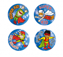 Super Kids-boy Stickers
