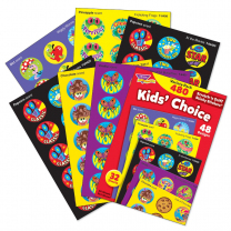 Kids' Choice Stinky Stickers Value Pack