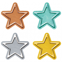 Metal Stars Mini Accents