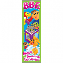 Book Buddies Forever Bookmarks