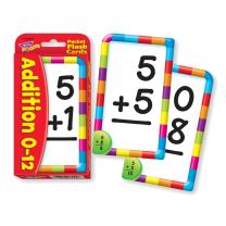 Addition Pocket Flash Cards