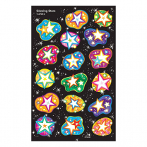 Glowing Stars Foil Stickers