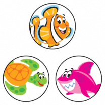 Sea Buddies Spot Stickers