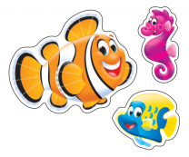 Sea Buddies Stickers