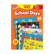 School Days Sticker Value Pack