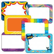 Name Tags Variety Pack