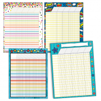 Incentive Charts 4 pack