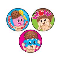 Scoop Squad Stinky Stickers