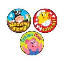 Country Critters Stinky Stickers