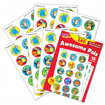 Awesome Pals Stinky Stickers Variety Pack
