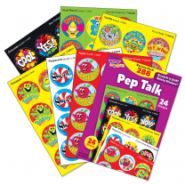 Pep Talk Stinky Stickers Variety Pack