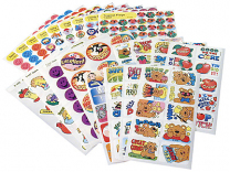Mixed Stickers Variety Pack