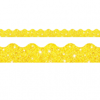 Yellow Sparkle Trimmer