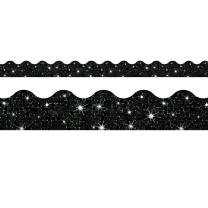 Black Sparkle Trimmer