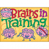 Brains in Training Poster