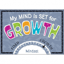 My Mind is Set for Growth Poster