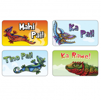 Taniwha-Maori Stickers