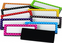 Polka Dots Magnetic Mini Labels
