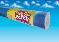 Backing Paper Rolls - Clouds