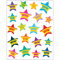 Stars Reward Stickers