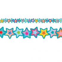 Colourful Vibes Stars Trimmer
