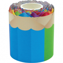 Coloured Pencils Trimmer Roll
