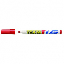 Whiteboard Pens - Red