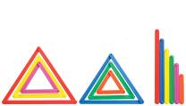 Dynamic Geometry Legs - 72 pieces