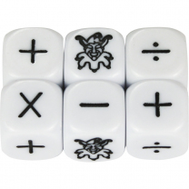 Operations Dice 1.6cm - Pack of 6