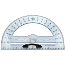 Teacher's Magnetic Protractor with Handle