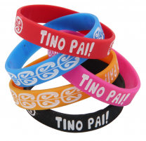 Tino Pai Wristbands - Pack of 10