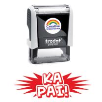 Ka Pai Star Stamp
