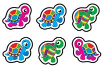 Terrific Turtles Spot Stickers
