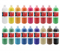 FAS Student Acrylic Paint 1L