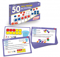 50 Ten Frame Activities
