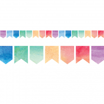 Watercolour Pennants Trimmer