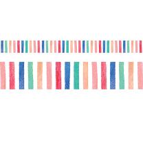 Watercolour Stripes Trimmer