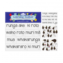 Magnetic Prepositions in Maori