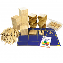 Base Ten Wooden Class Set