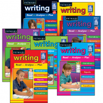 NZC Primary Writing Books