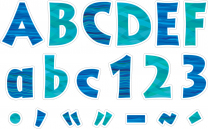Moana Alphabet Lettering - 10cm